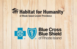 Blue Cross Blue Shield of Rhode Island, Habitat for Humanity Greater Providence