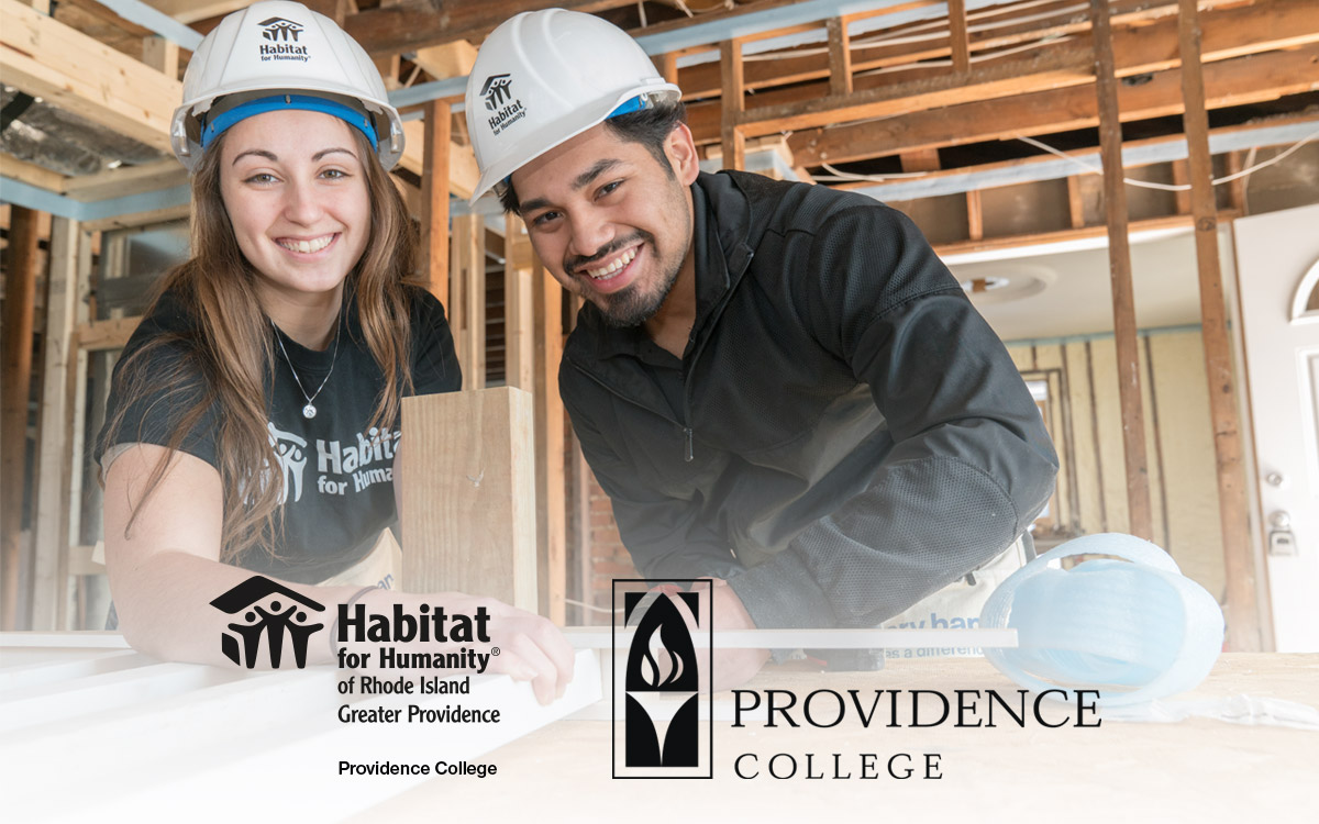 Providence College, Habitat for Humanity Chapter