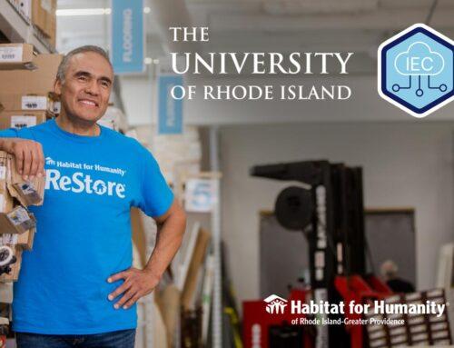 Student-Leaders from University of Rhode Island Spearhead Habitat ReStore Business Plan
