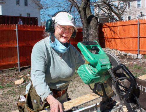Volunteer Spotlight — Jamie German