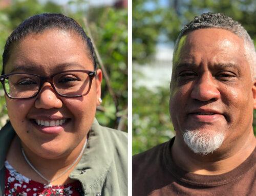 Staff Spotlight — Cindy Sanchez and Steve Santos