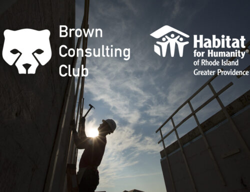 HabitatPVD Partners with Brown Consulting Club