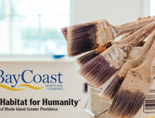 Two Habitat for Humanity of Rhode Island Affiliates Partner with BayCoast Mortgage Company to Sell Mortgages