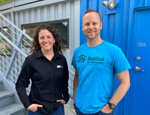 half full, llc and Habitat for Humanity Greater Providence Team Up to Form Values-Driven Partnership