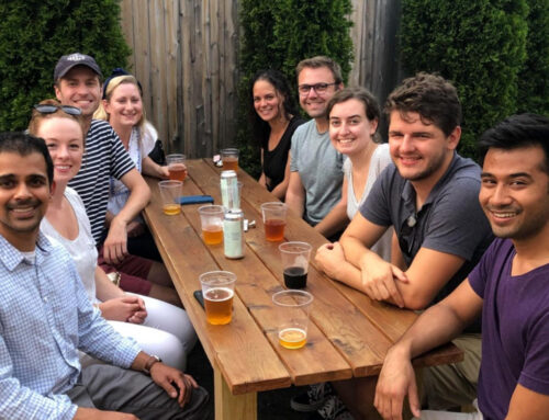The Young Professionals Chapter at Habitat for Humanity of Greater Providence