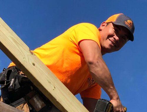 Welcome Roberto Herrara, Our New General Contractor